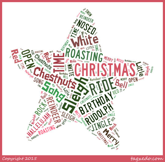 xmas wordle star v5